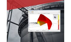 SLAB View - Emergency Release Dense Gas Model
