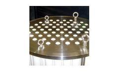 Model DS - Desanding Hydrocyclones
