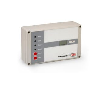 GDS - Model 100 - Single Point Gas Alarm