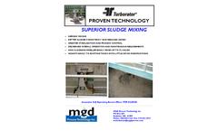 Turborator - Superior Sludge Mixing System - Brochure
