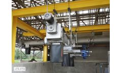 JMS - Model Bio-Screw - Screw Conveyor Systems