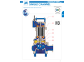 A3 - Submersible Sewage Pumps Brochure