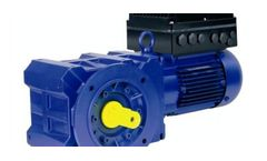 Guardian - Helical Bevel Gear Drive Unit with CFP Controller