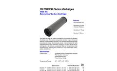 FilterCor Carbon Cartridges Brochure