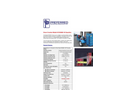 Model DC6000-18 - Gasoline Drum Crusher Datasheet