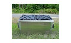 Aluminum Dumpster