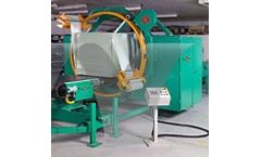 Model CW 2200 - Waste Bale Wrapper