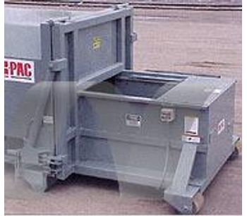 Model KP1HT - Self-Contained Compactor