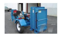 Model DC6000-18 - Gasoline Drum Crusher