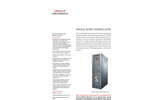 SPARC SuperCluster T4-4 Brochure