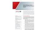 Middleware Management Software - Brochure