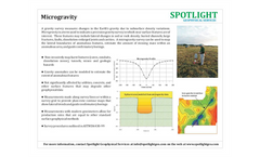 Microgravity Services- Brochure