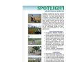 Spotlight Geophysical Services Qualifications Summary- Brochure