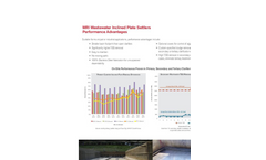 MRI - Wastewater Inclined Plate Settlers - Brochure