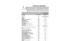 Model CB-VOC-SI - Drinking Water System Brochure