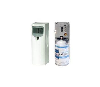 Metered Mist - Automatic Aerosol Dispenser