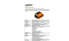 Limpet - Model M5 - Offshore Multifunctional Height Safety System Brochure
