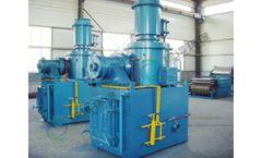 LVZEEP - Model FSL-300 - Medical Waste Incinerator System