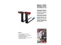 Model LTWS-1 - Lift Truck Weigh System - Brochure