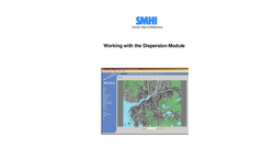Working With The Dispersion Module Brochure