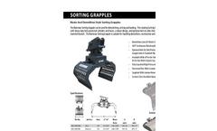 Bateman - Sorting Grapple Brochure