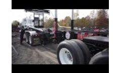 Roll Off Trailer – Benlee Super Mini Video