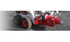 Buffalo - Hydraulic Dust Controller