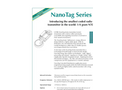 NanoTag - Microprocessor Controlled Coded Radio Transmitter- Brochure