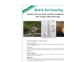 Avian NanoTag - Coded Radio Transmitters- Brochure