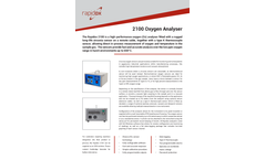 Rapidox 2100 - Technical Specification