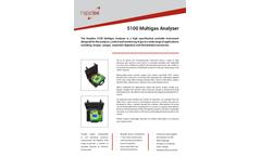 Rapidox - Model 5100 - Portable Multigas Analyser System - Datasheet