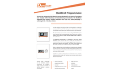 Dynascan MediBLUE Programmable - Technical Specification