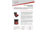 Rapidox SF6 6100 Pump Back Gas Analyser - Technical Specification