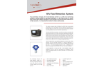 Rapidox SF6 Fixed Detection System - Technical Specification