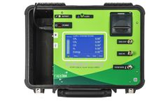 Rapidox - Model 5100 - Portable Multi-Gas Analyser System