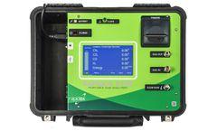 Rapidox - Model 5100 - Portable Multigas Analyser System