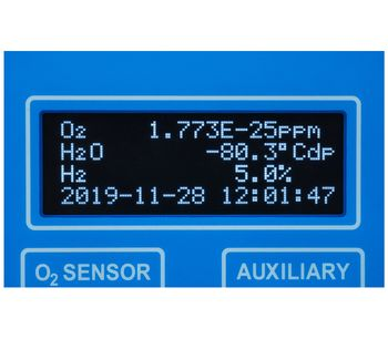 Forming Gas Analyser System-1