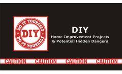Potential Hidden Exposure Hazards Found in DIY Home Improvement Projects