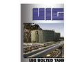 Bolted Storage Tanks for the Petroleum Industry