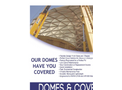 UIG Aluminum Domes and Reservoir Covers