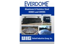 EVERDOME Aluminum and Stainless Steel Domes and Covers - Brochure