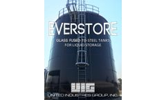 EVERSTORE Glass Fused to Steel Bolted Storage Tanks - Brochure