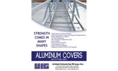 EVERDOME Aluminum Covers and Flat Panel Roofs - Brochure