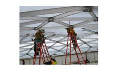 UIG - Aluminum Domes and Covers for Tanks and Reservoirs