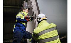 Fuji Pipeline Noise Logger Video