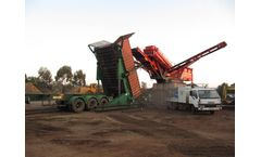 Container Loader for Minerals Industry