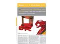 A-Ward - Taurus Steel Shears & Balers Brochure