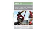 MiAttach - Excavator Attachments   Brochure