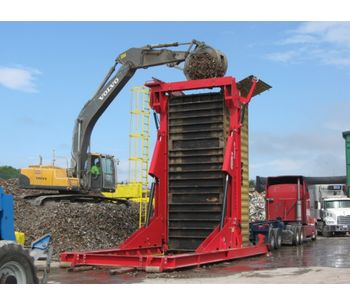 MiTilt - 20/40 FT Tilting Container Loaders