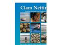 Clam Netting- Brochure